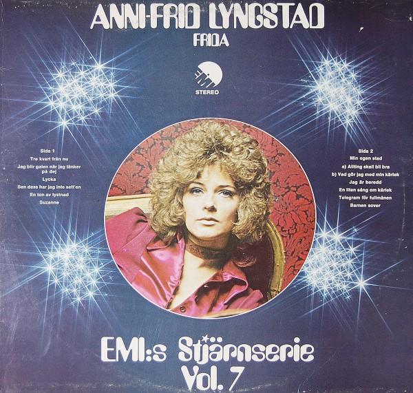 Anni-Frid Lyngstad - Frida - EMI:s Stjärnserie Vol.7