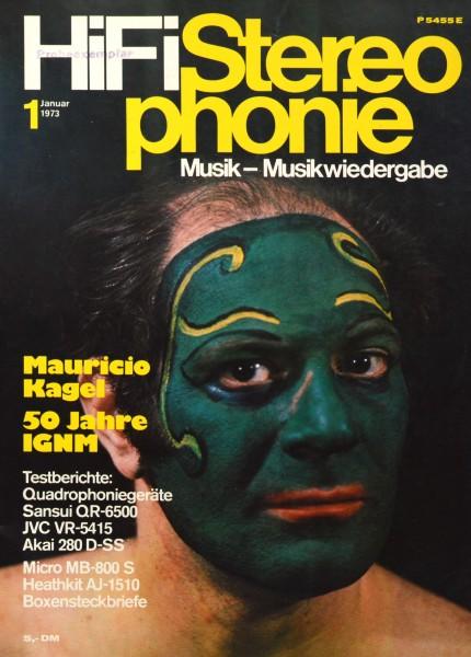Hifi Stereophonie_1/1973 Zeitschrift_1