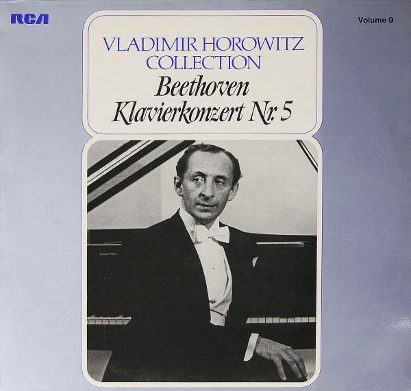 Beethoven - Horowitz Collection Vol.9- Klavierkonzert Nr.5