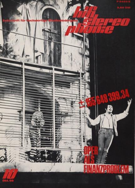 Hifi Stereophonie_10/1969 Zeitschrift_1