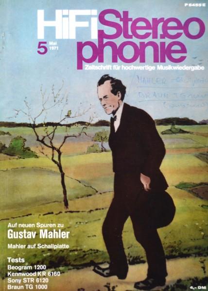 Hifi Stereophonie_5/1971 Zeitschrift_1
