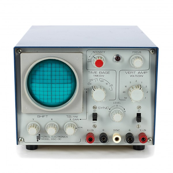 Yizreel Electronics_OSC-3C Oszilloskop_1