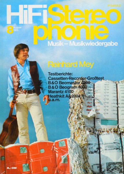 Hifi Stereophonie_8/1973 Zeitschrift_1