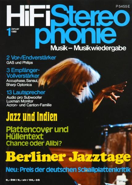 Hifi Stereophonie_1/1980 Zeitschrift_1