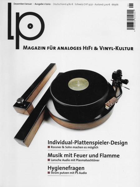 Lp 1/2012 Cover