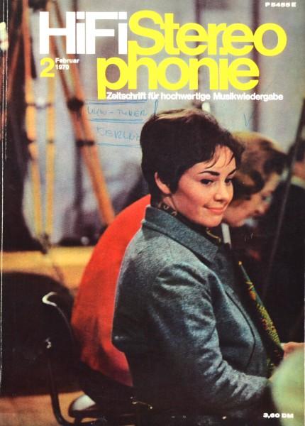 Hifi Stereophonie_2/1970 Zeitschrift_1