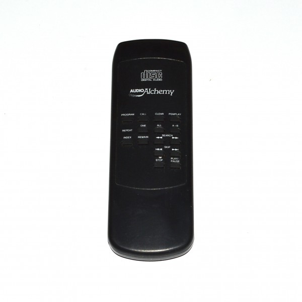 Audio Alchemy Remote Control