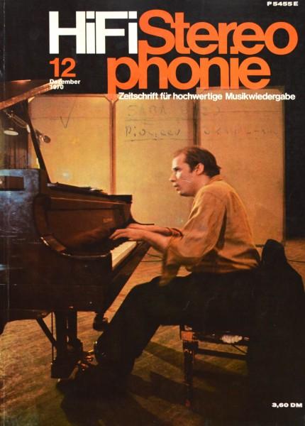 Hifi Stereophonie_12/1970 Zeitschrift_1
