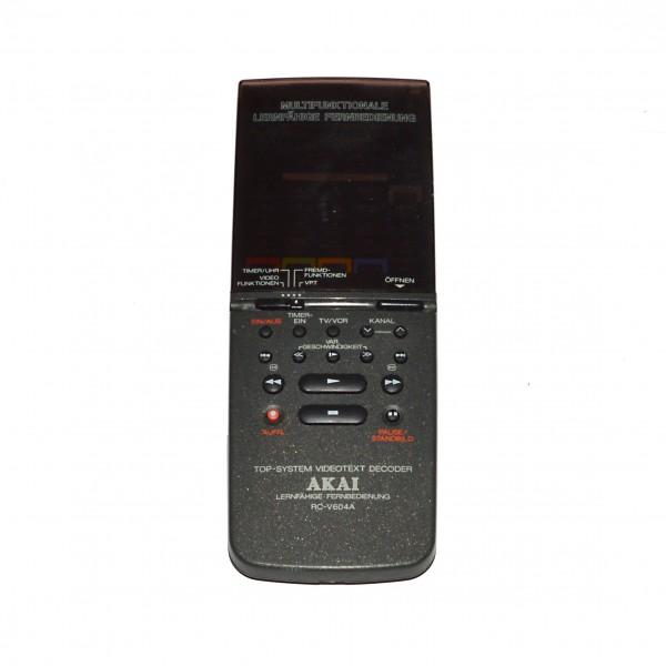 Akai RC-V604A Remote Control