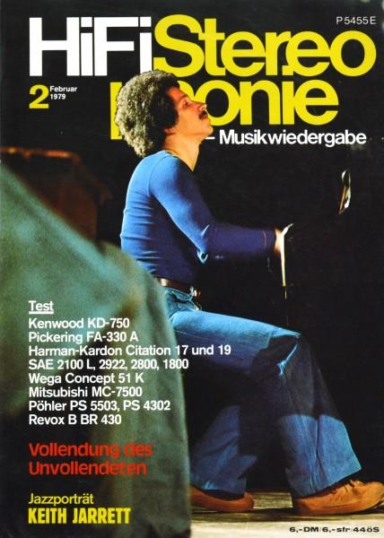 Hifi Stereophonie_2/1979 Zeitschrift_1