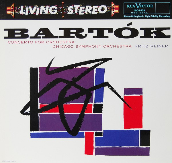 Bartok - Concerto for Orchestra - Chicago Symphony Orchestra