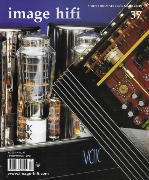 Image Hifi 1/2001 Zeitschrift