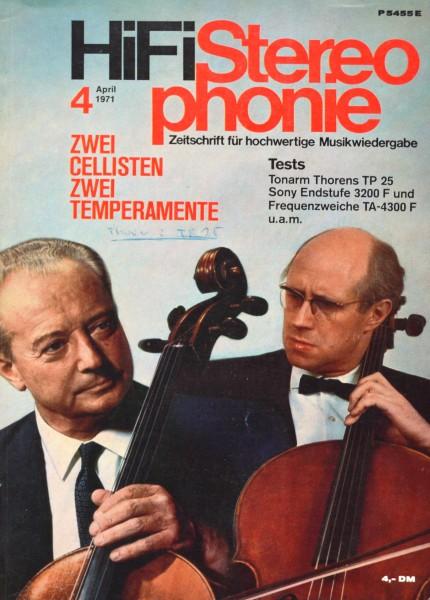 Hifi Stereophonie_4/1971 Zeitschrift_1