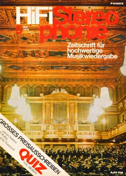 Hifi Stereophonie_5/1970 Zeitschrift_1