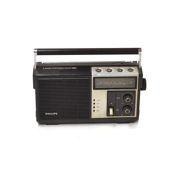 Philips_2 Band Portable Radio 390_1