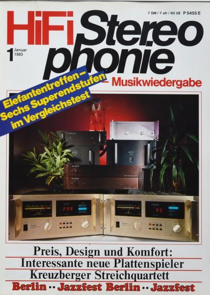 Hifi Stereophonie_1/1983 Zeitschrift_1
